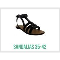 SANDALIAS TALLAS 35-42
