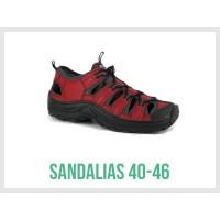 SANDALIAS TALLAS 40-46
