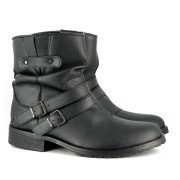 DOUBLE BUCKLE BOOT