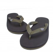 CHANCLAS BROWN KAKI