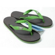 CHANCLAS BROWN GREEN