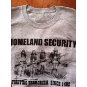 CAMISETA CHICA HOMELAND SECURITY